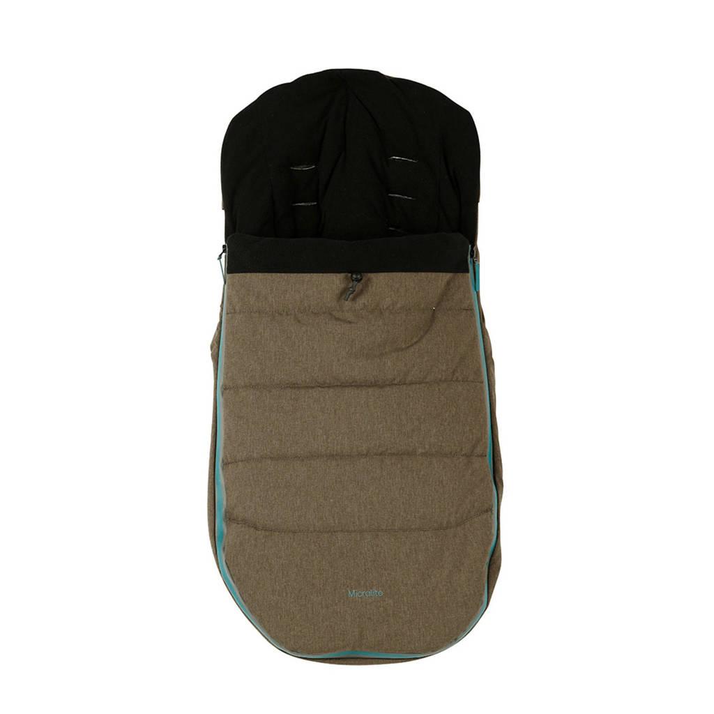 Micralite SmartFold voetenzak kaki, Kaki