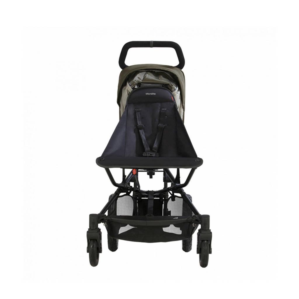 Micralite Winter Seat voor FastFold kinderwagen, Zwart