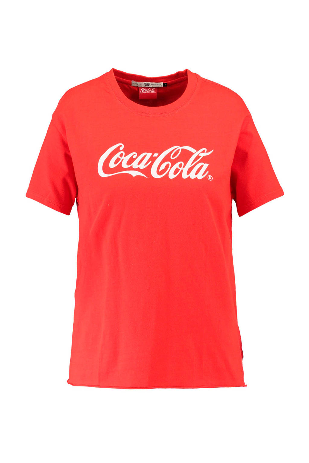America Today Coca Cola T-shirt rood, Rood