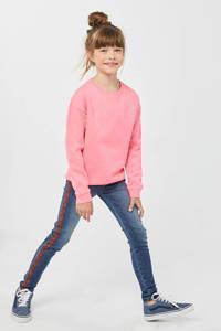 WE Fashion Blue Ridge super skinny jeans Yfke, Light denim