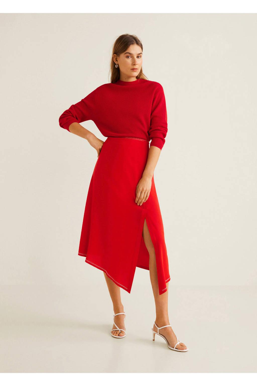Mango trui rood, Rood