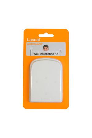 muur installatie kit wit