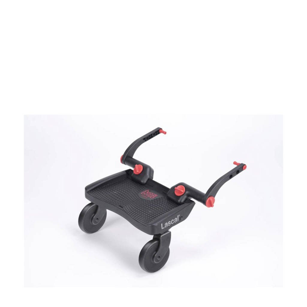 Lascal Buggy Board Mini 3D, Zwart
