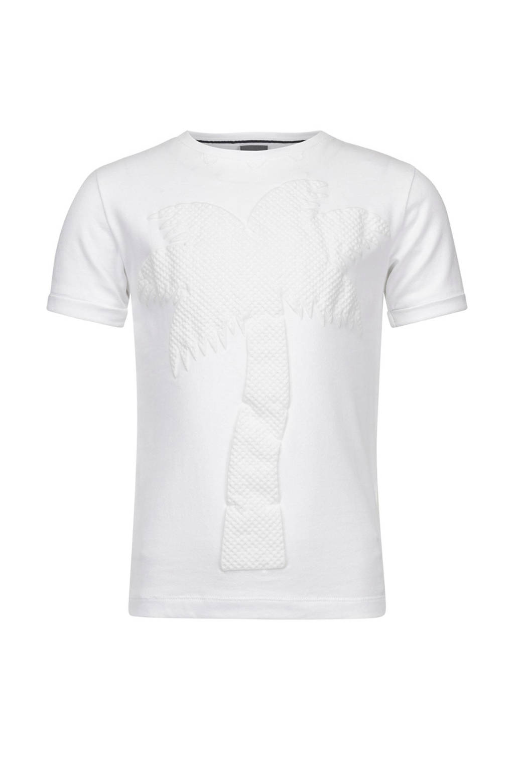 Baker Bridge T-shirt Tobic wit, Wit