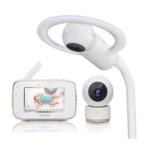 Motorola MBP-944 babyfoon met camera + projector Halo+ kopen