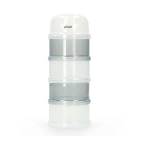 Alecto 4 stapelbare melkpoederbakjes kopen