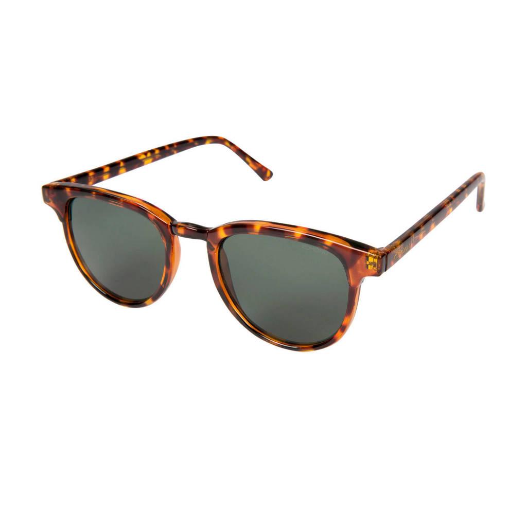 Komono zonnebril Francis bruin