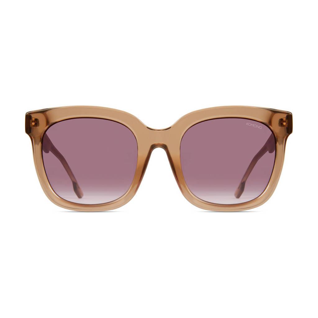 Komono zonnebril HARLEY Latte, Beige
