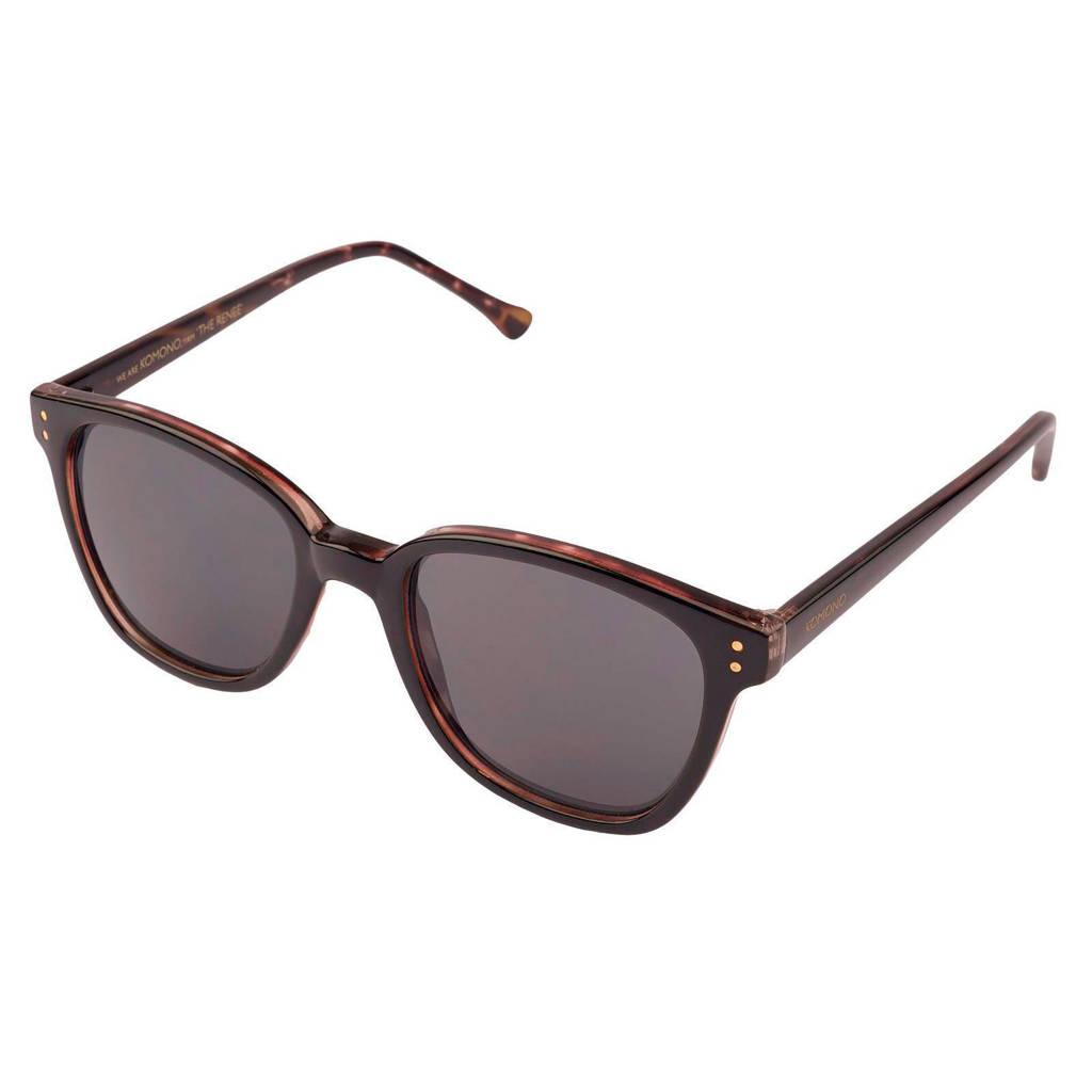 Komono zonnebril Reneezwart