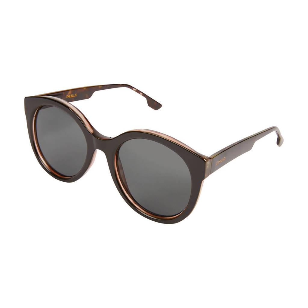 Komono zonnebril Ellis zwart