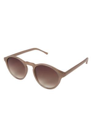 zonnebril Devon beige