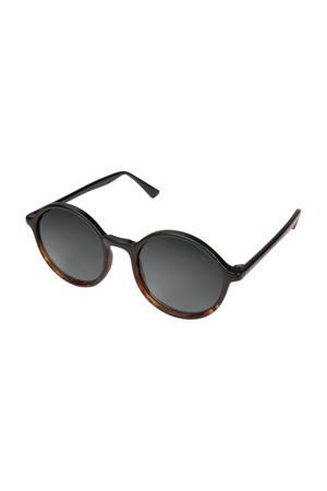 zonnebril Madison zwart/bruin