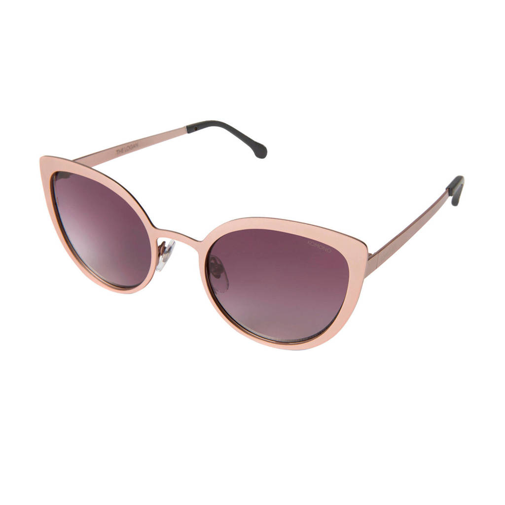 Komono zonnebril Logan roze