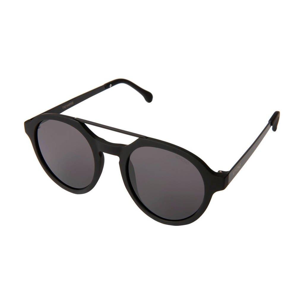 Komono zonnebril Harper zwart