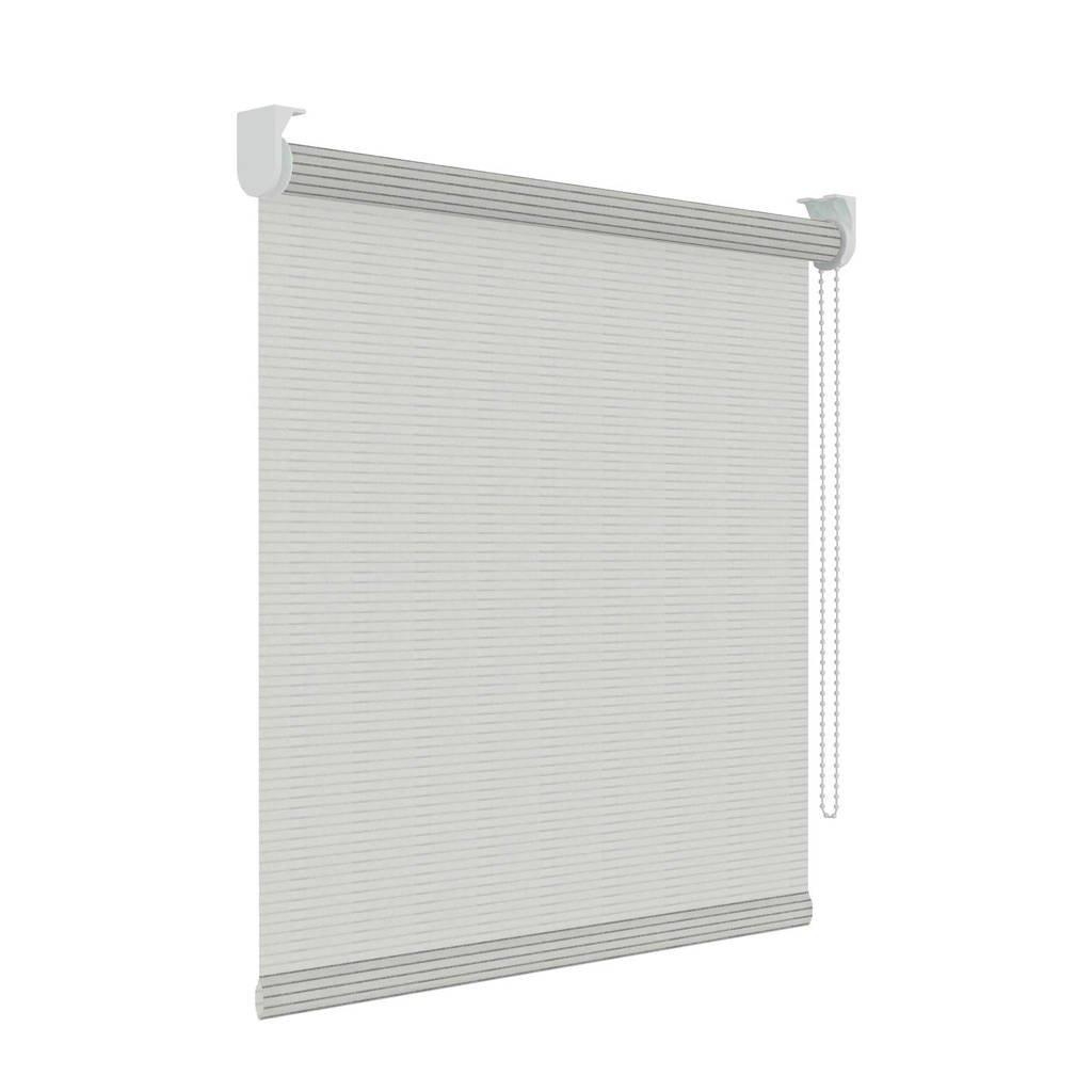 Decosol Licht doorlatend rolgordijn (90x190 cm), Wit