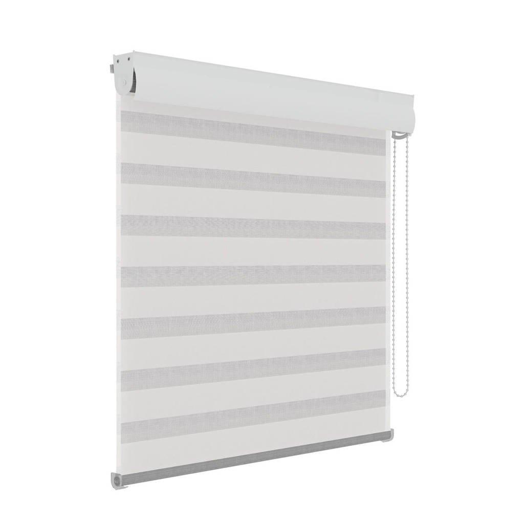 Decosol polyester roljaloezie (120x160 cm), Wit