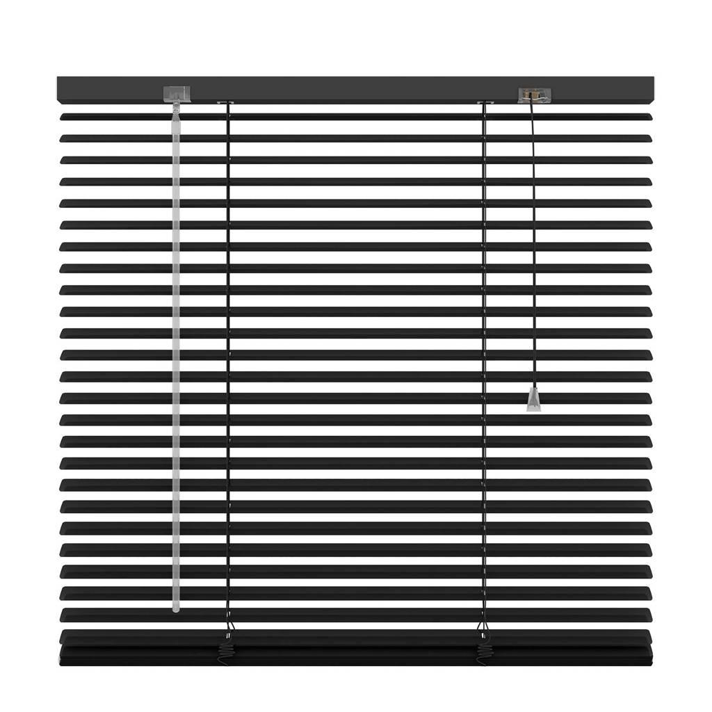 Decosol aluminium jaloezie (120x180 cm), Zwart