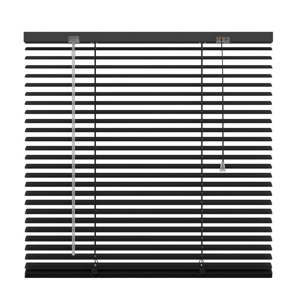 Decosol aluminium jaloezie (80x180 cm), Mat zwart