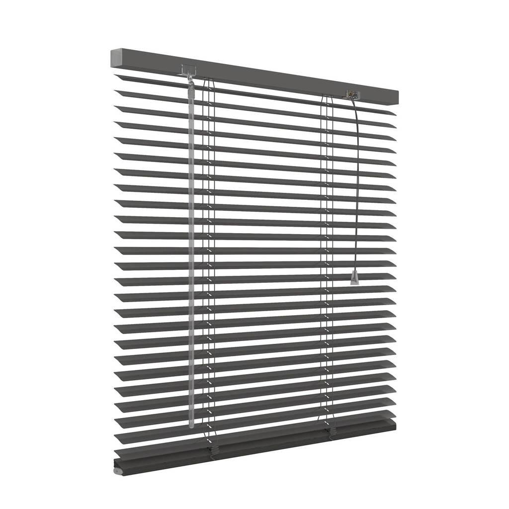 Decosol aluminium jaloezie (180x180 cm), Antraciet