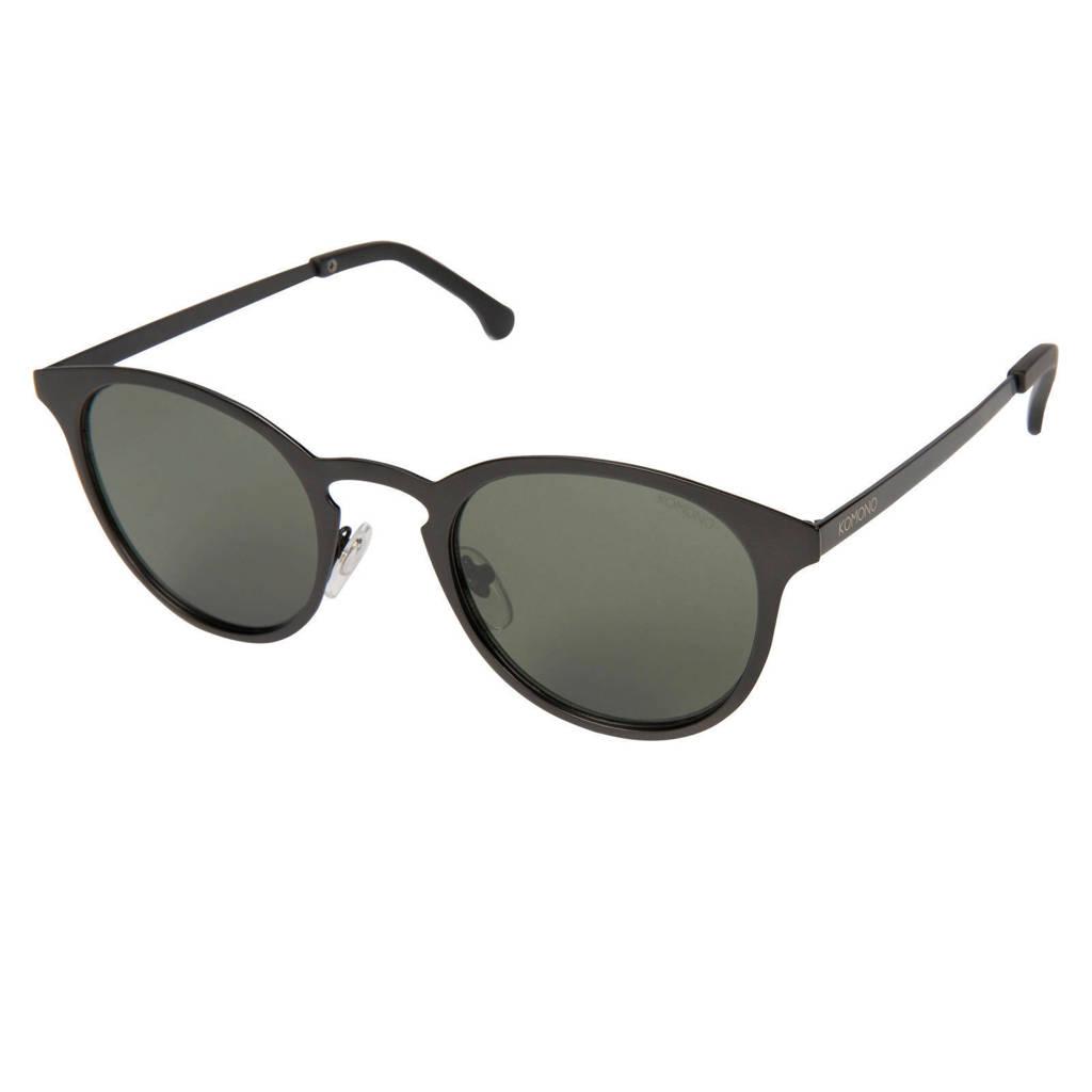 Komono zonnebril, BLACK MATTE
