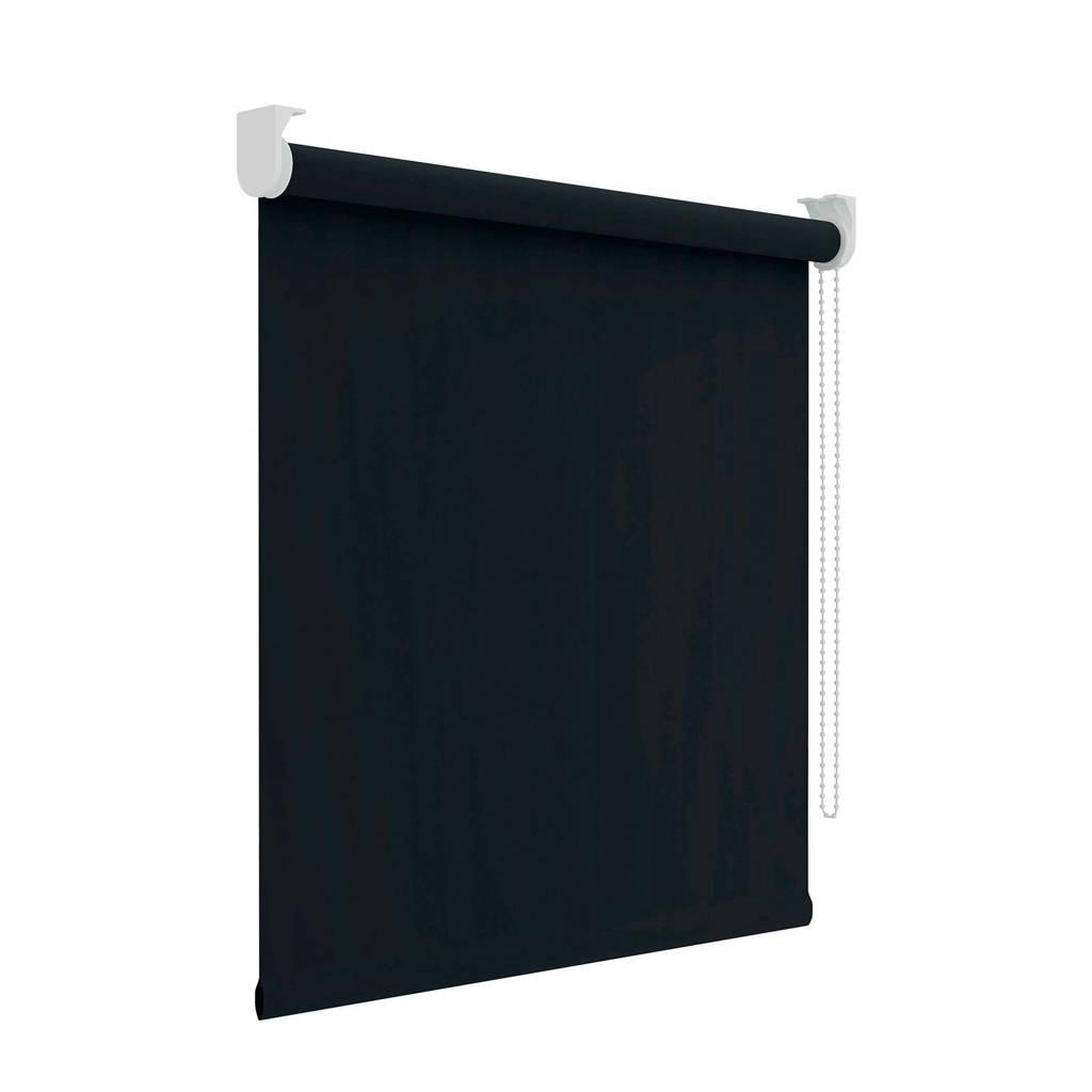 Decosol Verduisterend rolgordijn (60x190 cm), Zwart