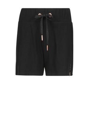 regular fit sweatshort Blissy zwart