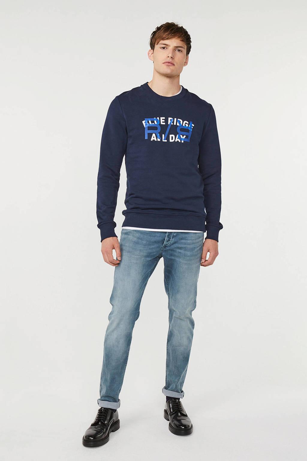 WE Fashion Blue Ridge skinny jeans Sky Jack, Green Cast Denim