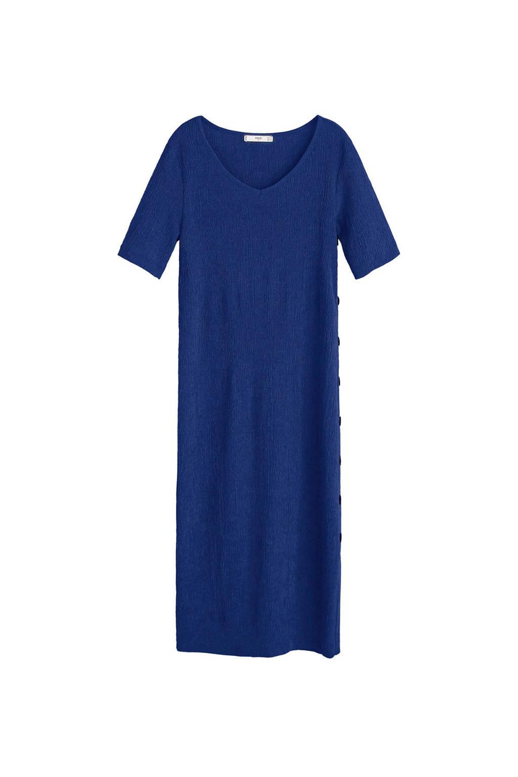 Mango jurk blauw, Blauw