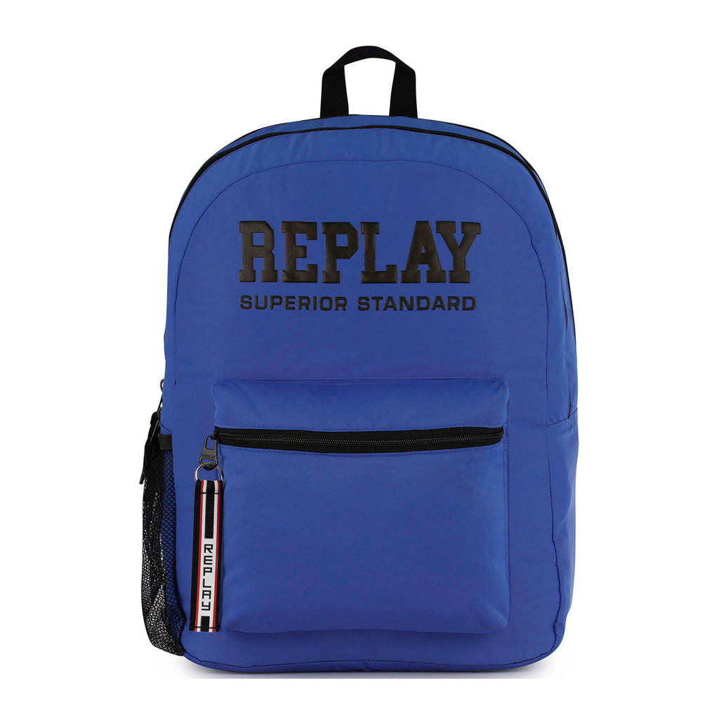 REPLAY   Boys rugzak, Blauw
