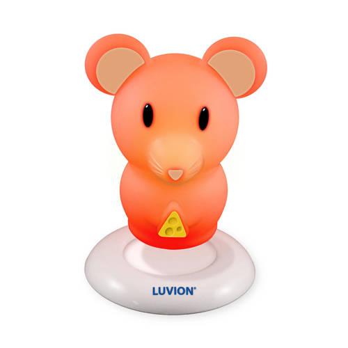 Luvion nachtlampje muis kopen