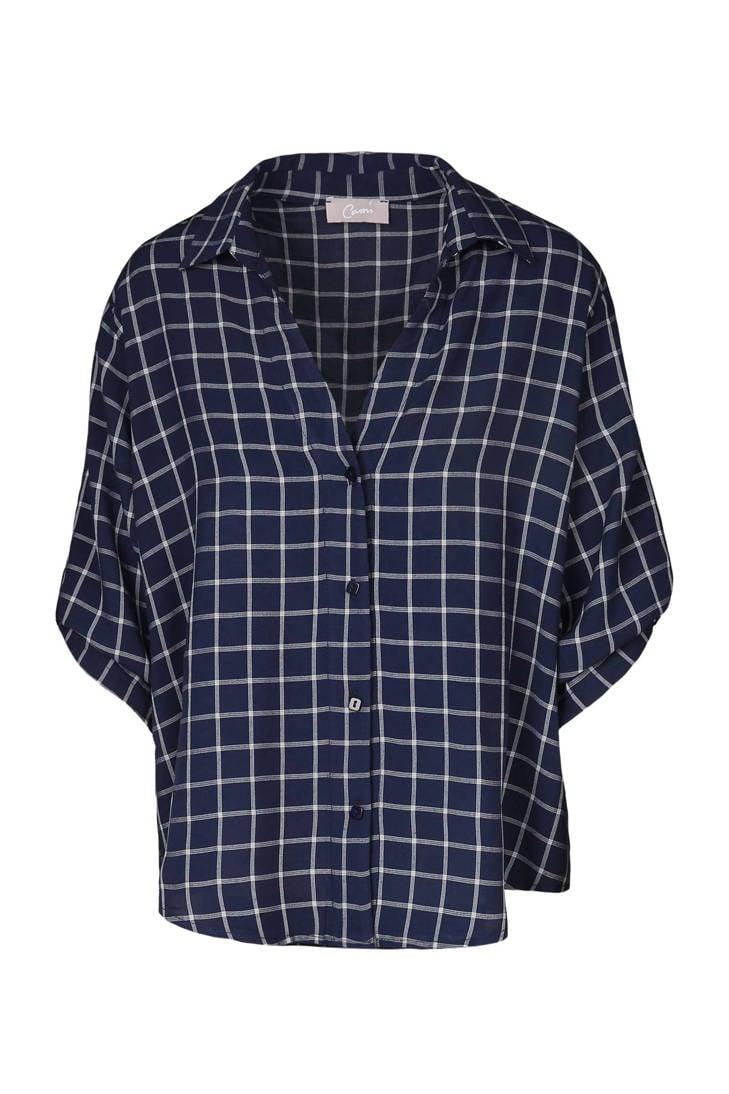 blouse Cassis Cassis Cassis blouse geruite geruite blouse geruite Cassis gHBpnH