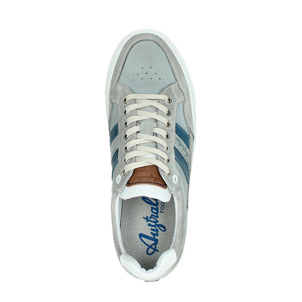 Australian Brindisi Sneakers Sneakers Grijs Brindisi Leren Leren Australian Australian Brindisi Brindisi Grijs Australian Leren Grijs Sneakers IAYqxIfrw