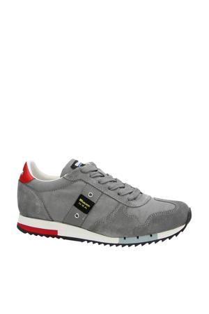 CW997 suède sneakers grijs