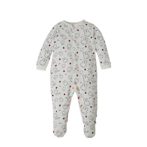 C&A nijntje pyjama met all over print ecru