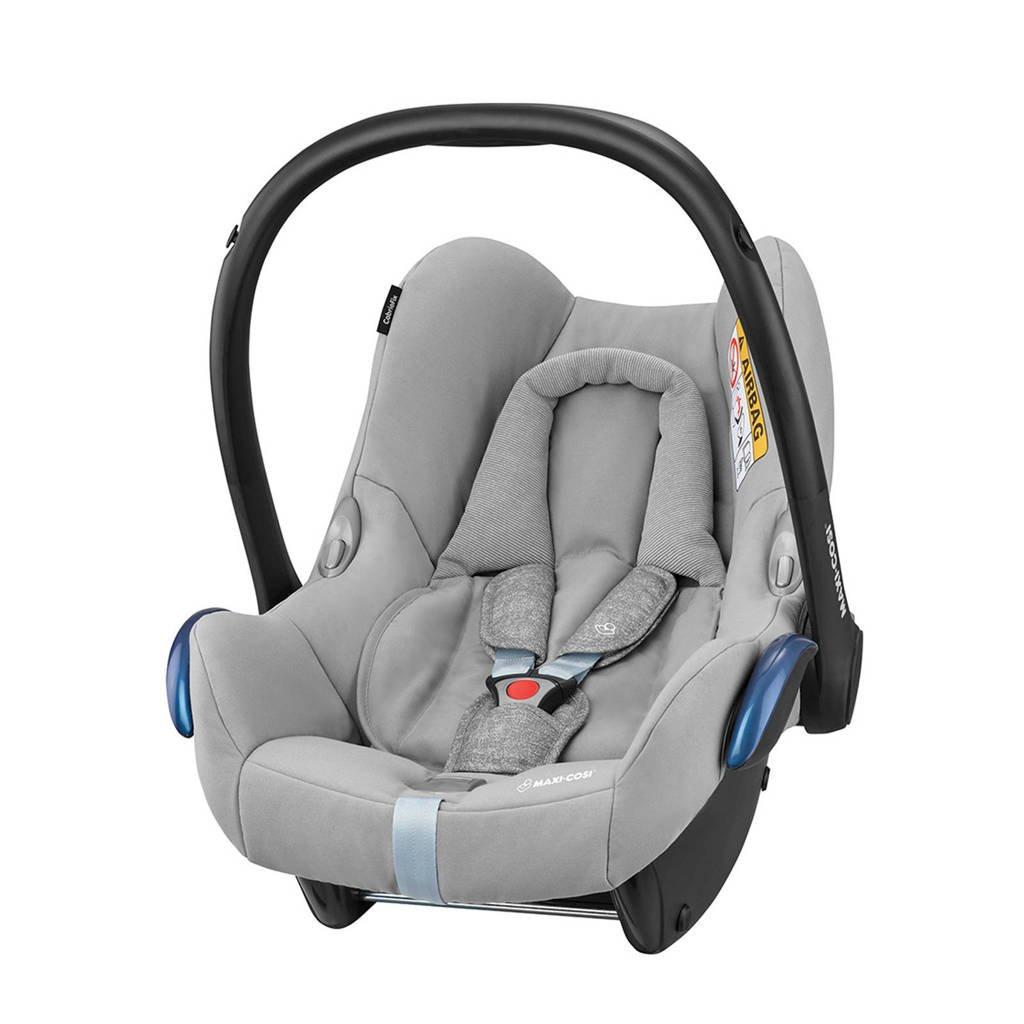 Maxi Cosi Autostoel Groep 0.Autostoel Groep 0 Nomad Grey