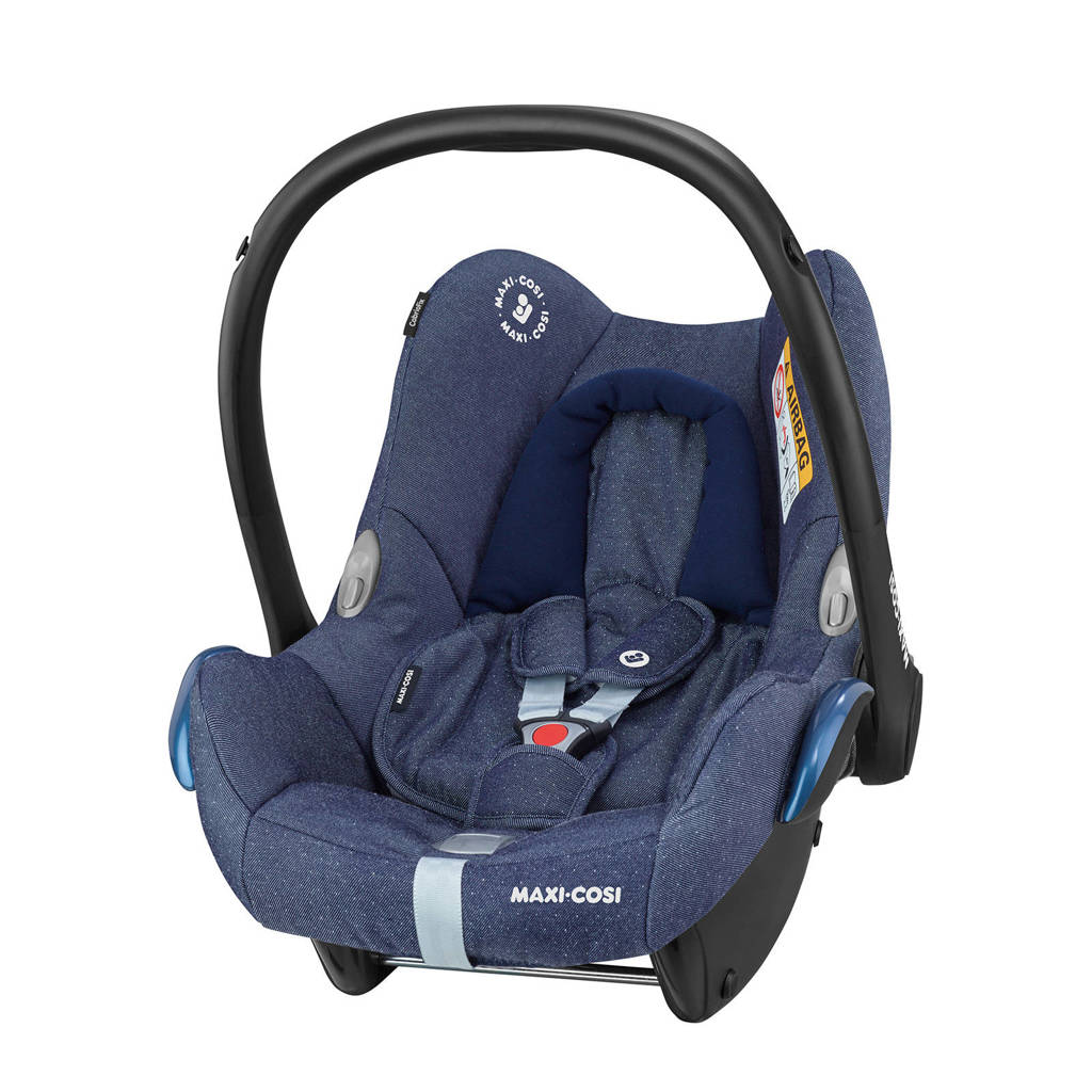 Maxi-Cosi CabrioFix autostoel groep 0+ Sparkling Blue