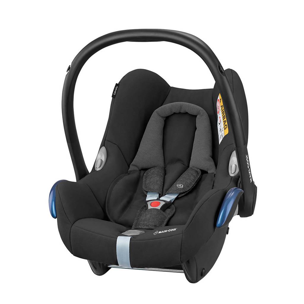 Maxi-Cosi CabrioFix autostoel groep 0+ Nomad Black, Nomad black