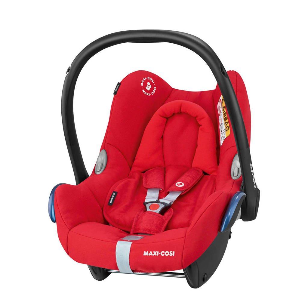 Maxi-Cosi CabrioFix autostoel groep 0+ Nomad Red, Nomad red