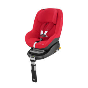 Pearl autostoel Vivid Red