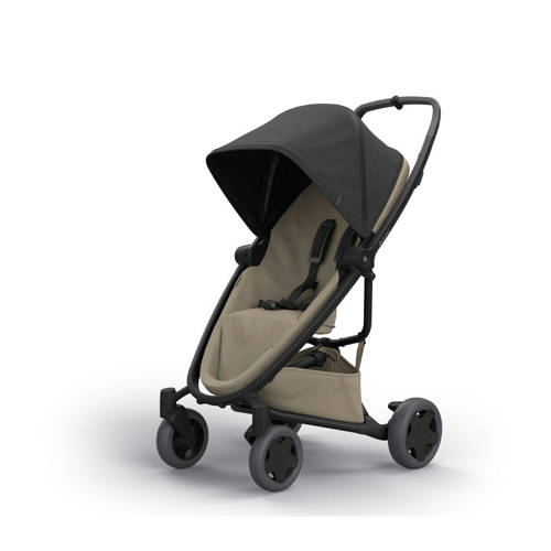Quinny Zapp Flex Plus buggy Black on Sand