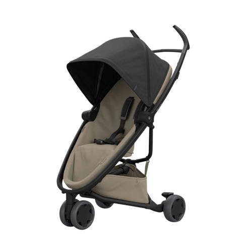 Quinny Zapp Flex buggy Black on Sand