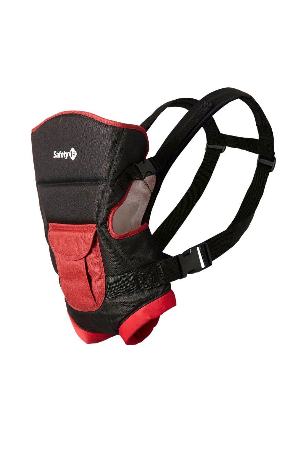 Safety 1st Youmi draagzak rood, Rood