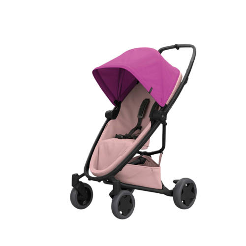 Quinny Zapp Flex Plus buggy Pink on Blush