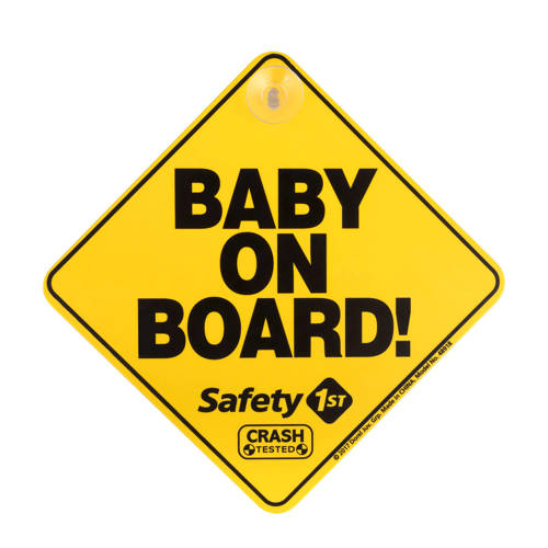 Safety 1st Baby On Board bordje