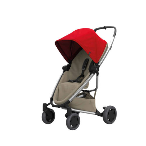 Quinny Zapp Flex Plus buggy Red on Sand