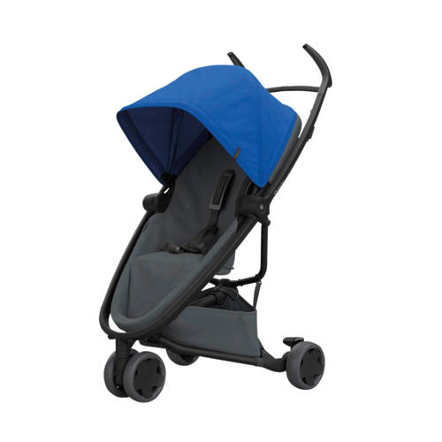Quinny Zapp Flex buggy Blue on Graphite