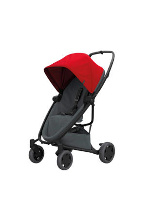 Zapp Flex Plus buggy Red on Graphite