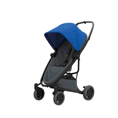 Quinny Zapp Flex Plus buggy Blue on Graphite