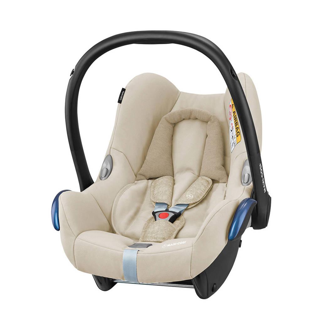 Maxi-Cosi CabrioFix autostoel groep 0+ Nomad Sand, Nomad sand
