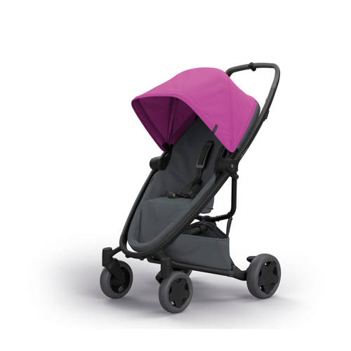 Quinny Zapp Flex Plus buggy Pink on Graphite